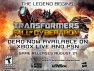 Games: Transformers: Fall of Cybertron Demo Now Available