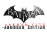 Games: See the Cover for Batman: Arkham City Armored Edition