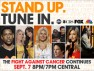 Third Stand Up To Cancer Telecast to Air Friday, September 7