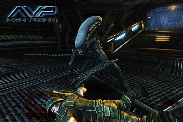 Go Behind The Scenes Of The New Alien Vs Predator Evolution Game
