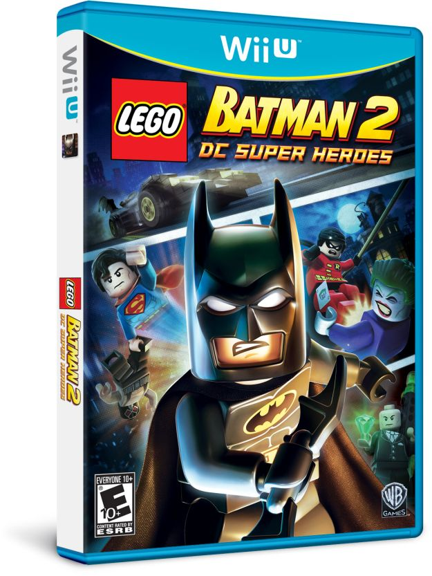Lego Batman Coming To Wii U And Film Gets A Release Date Superherohype