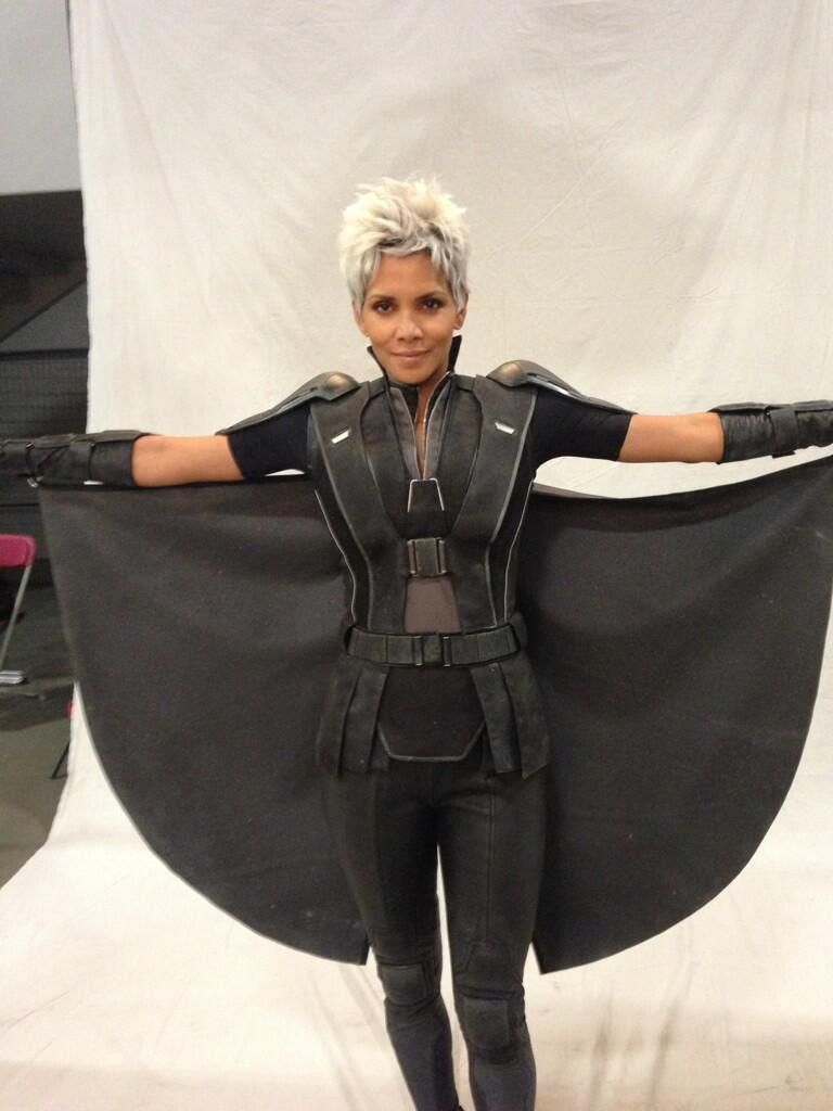 First Look At Halle Berry As Storm In X Men Days Of