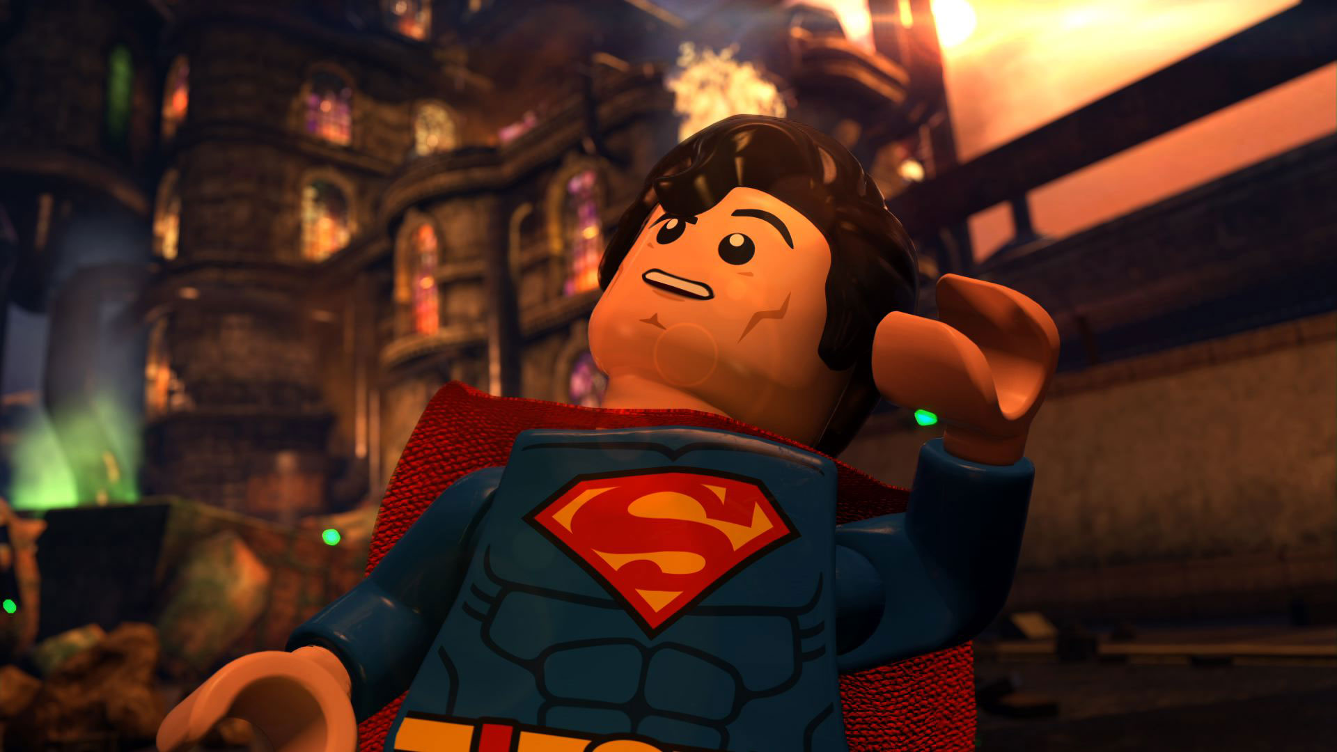 Check out the first clip from lego batman the movie dc - Batman 3 film ...