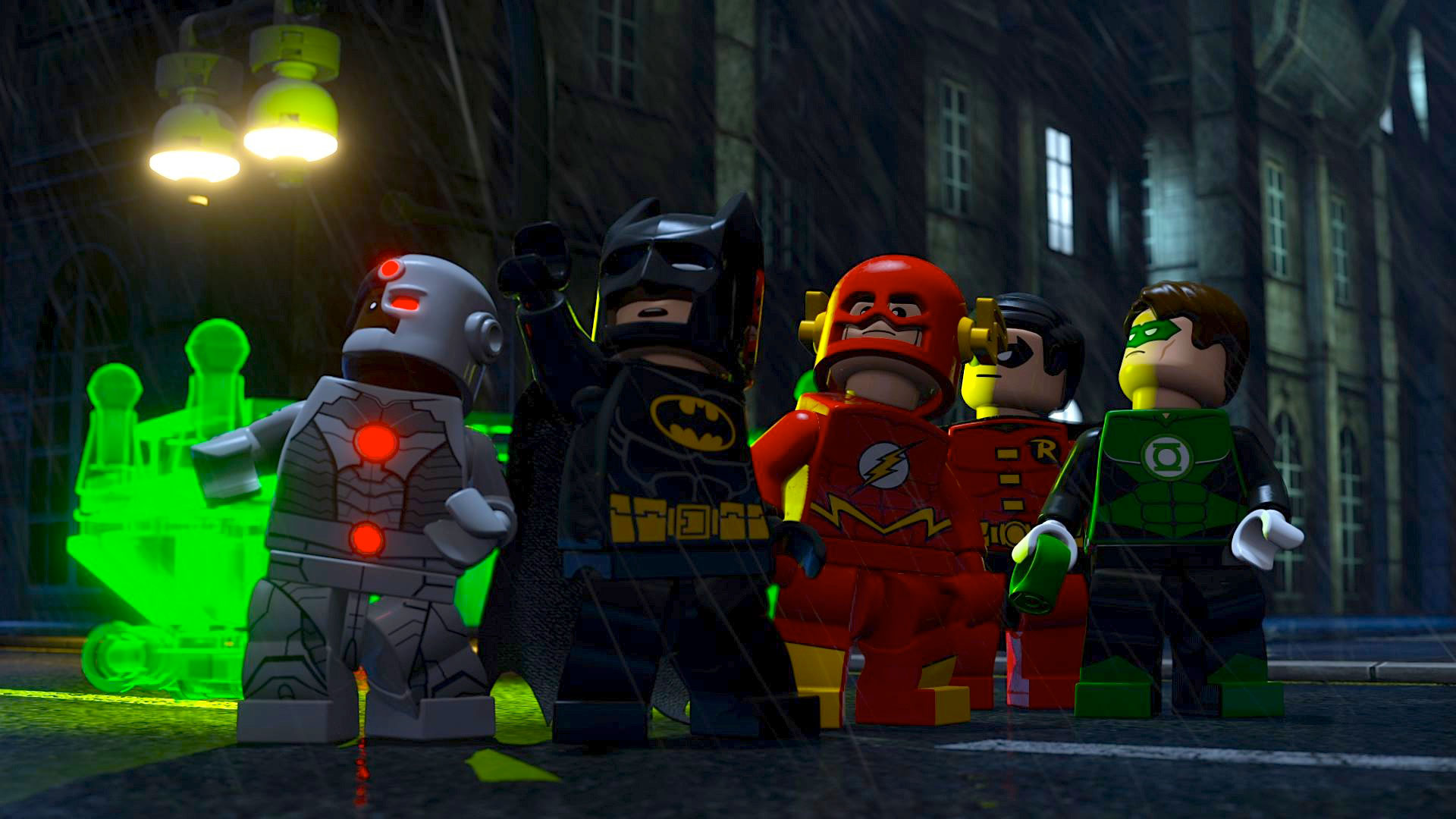 Check out the first clip from lego batman the movie dc - Super batman movie ...