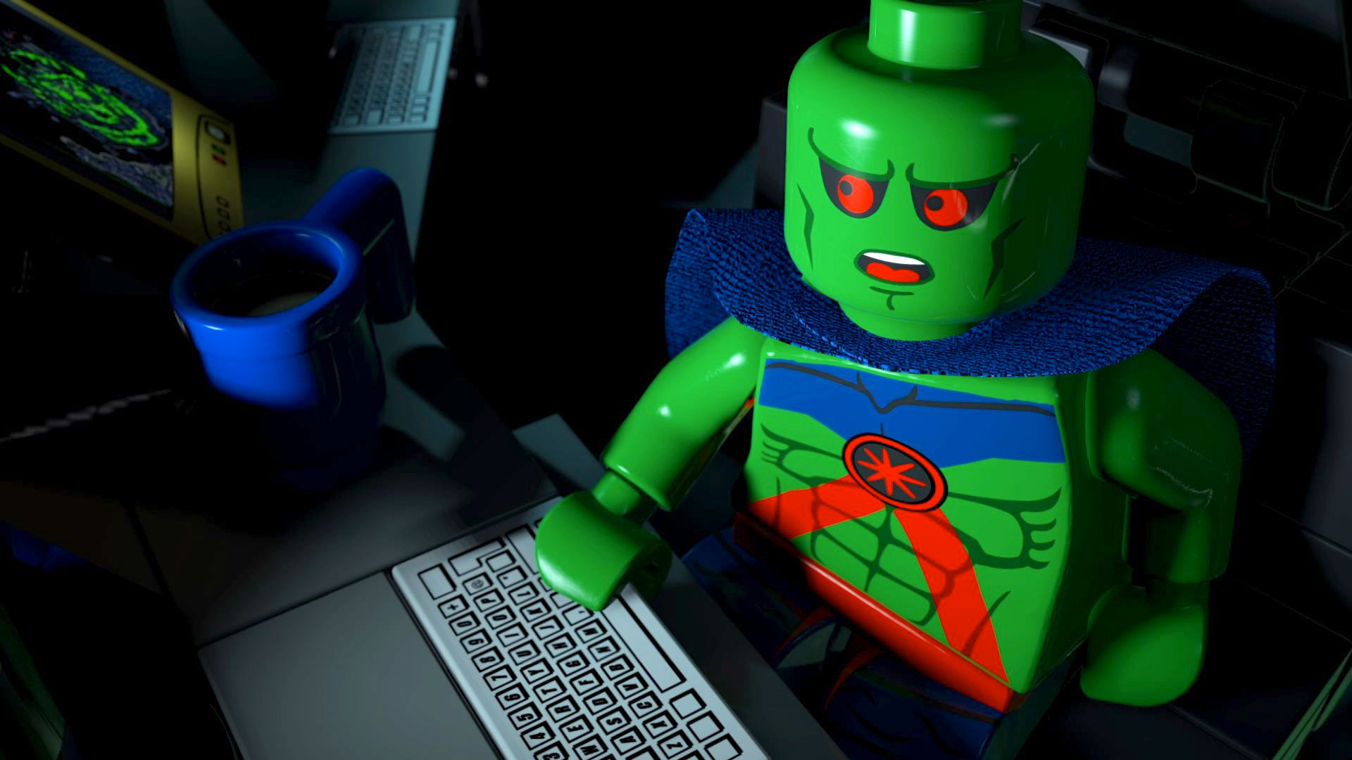 Check Out the First Clip from LEGO Batman: The Movie - DC ...