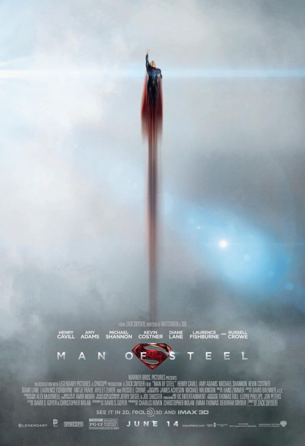 Superman takes flight in another man of steel poster superherohype superman takes flight in another man of steel poster publicscrutiny Images