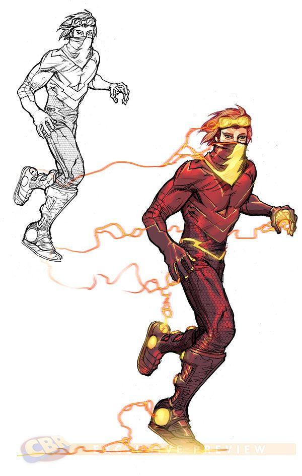 Character Design In Flash : Justice league coming from dc comics superherohype