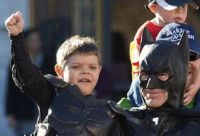 Make-A-Wish Debuts Full Video of Batkid�s Adventure