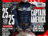Captain America: The Winter Soldier Featured on the Covers of the New Empire