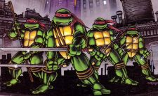 New Designs for Teenage Mutant Ninja Turtles Appear Online