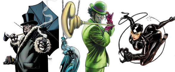 Fox's Gotham TV Series to Include Classic Batman Villains