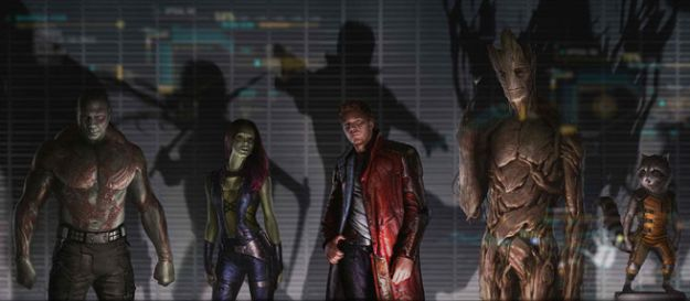 First Look at Hasbro�s Guardians of the Galaxy Action Figures