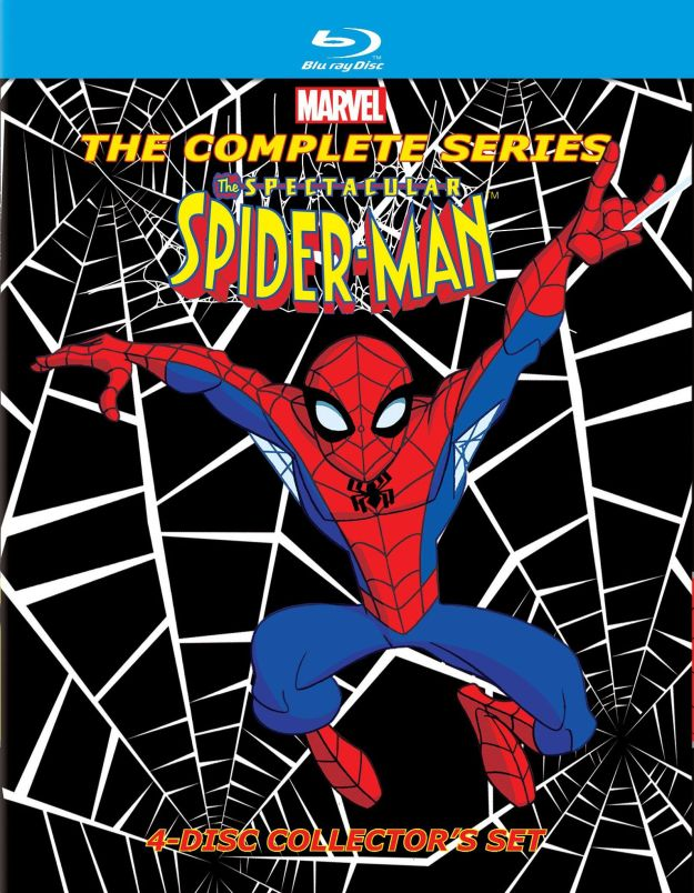 spectacular spider-man cover