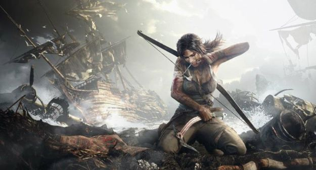 Lara Croft's Adventures Continue in Tomb Raider: The Ten Thousand Immortals Novel