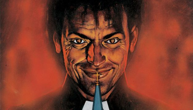 Seth Rogen Offers A Peak at the Preacher Pilot Outline