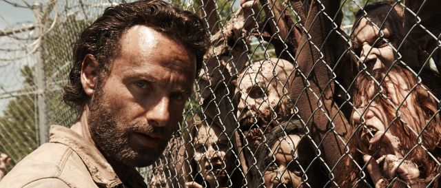 The Walking Dead Teases Season Five with a New Poster