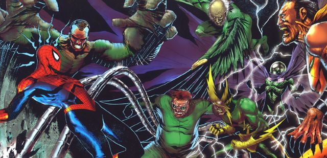 Origins & Evolutions: The Sinister Six