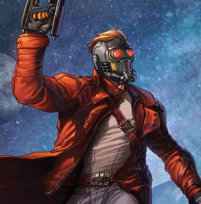Guardians of the Galaxy's Star-Lord Gets His Own Ongoing ...