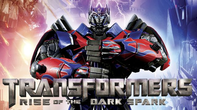 Go Behind-the-Scenes of Transformers: Rise of the Dark Spark with Peter Cullen