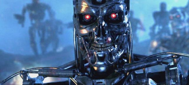 New Images of Arnold Schwarzenegger on the Set of Terminator Surface