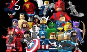 marvel lego movie