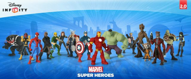 Disney Infinity: Marvel Super Heroes Gets a September 23 Release Date
