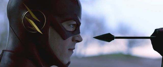 Arrow's Crossover Episode with The Flash Gets a Recognizable Title