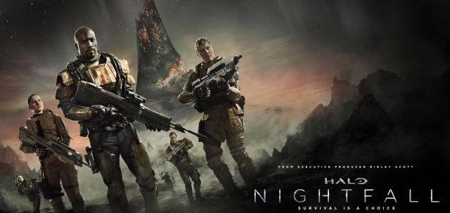 First Footage from Halo: Nightfall Debuts in Featurette