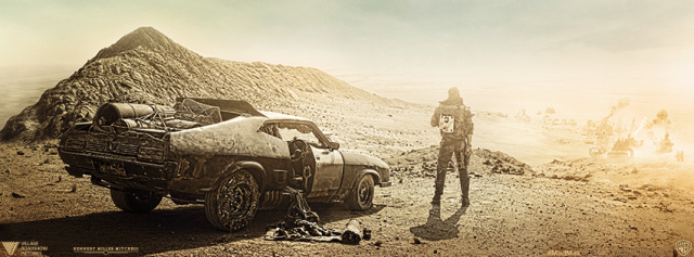 New Images from Mad Max: Fury Road Debut