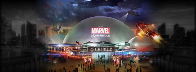 marvel expereince header