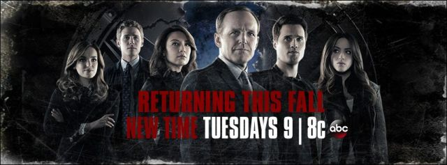 Comic-Con: Marvel�s Agents of S.H.I.E.L.D. and Agent Carter Meet on Convention Exclusive Poster