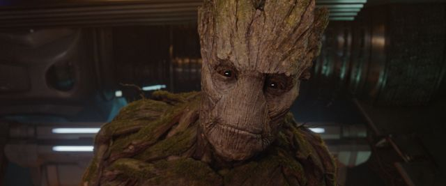 Official Dancing Baby Groot from Guardians of the Galaxy Coming This December