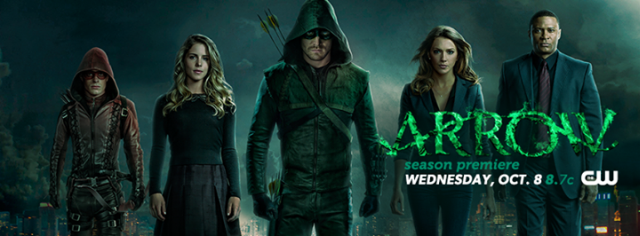 The First Clip from Arrow's Season Three Premiere Debuts