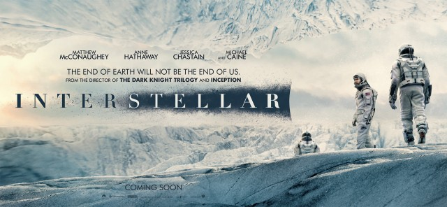 New TV Spots for Interstellar Reveals New Footage, Details