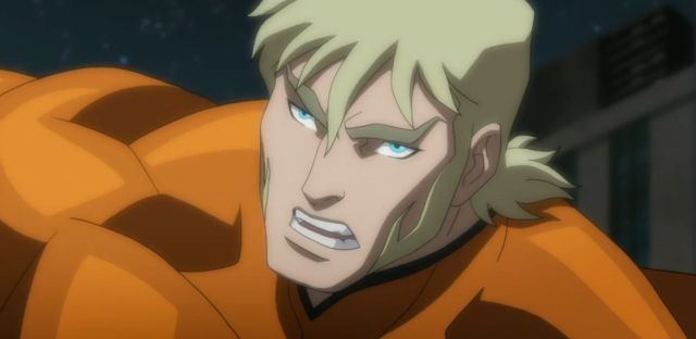 The First Clip from Justice League: Throne of Atlantis is Here!
