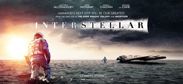 The First Clip from Christopher Nolan?s Interstellar Debuts