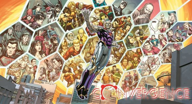 Second Batch of DC Comics Convergence Titles Revealed