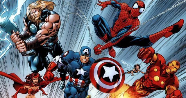 spider-man and the avengers header 2