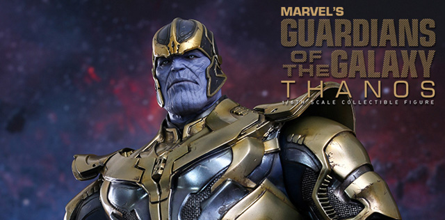 Thanos collectible figure revealed