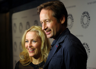 David Duchovny says he is on board with The X-Files revival.