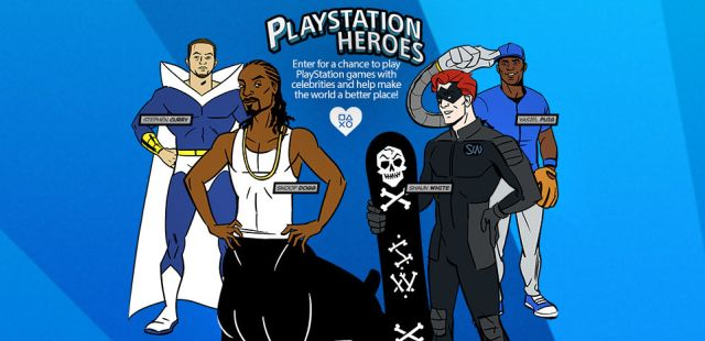 playstation heroes header