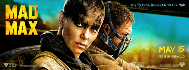Mad Max: Fury Road Takes Second Place to Pitch Perfect 2