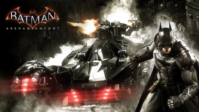 New Batman: Arkham Knight Gameplay Revealed