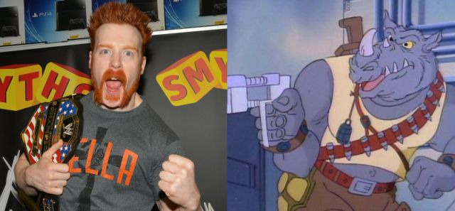 WWE Star Sheamus Confirmed as Rocksteady for Teenage Mutant Ninja Turtles 2