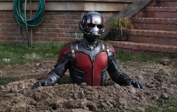 "Marvel Studios has released a dozen new Ant-Man stills from their upcoming ""Phase Two"" capper! The Peyton Reed film hits theaters July 17."