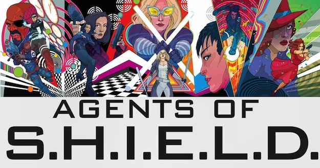 Agents of SHIELD's 50th anniversary gets celebrated with the Marvel Comics Solicitations for September 2015.