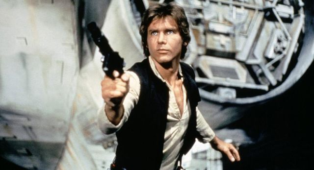 Get ready for a Han Solo movie from the directors of The LEGO Movie!