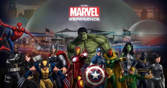 Traveling Event The Marvel Experience Abruptly Canceled