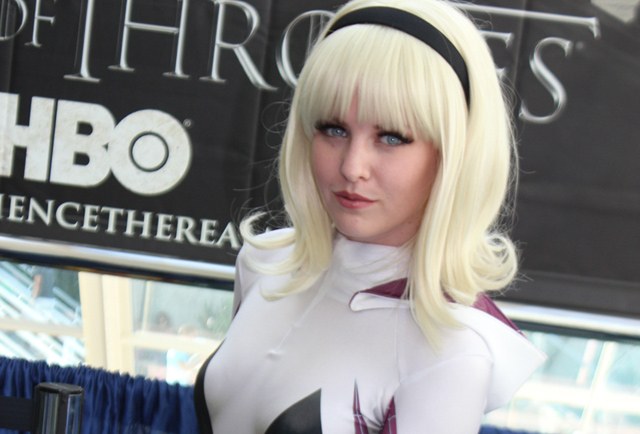 More cosplay photos from the 2015 San Diego Comic-Con