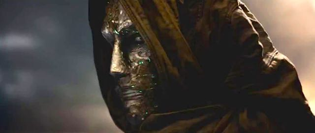 Doctor Doom Talk with Fantastic Four's Toby Kebbell.